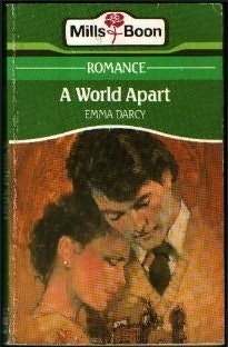 book cover of A World Apart