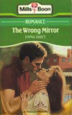 book cover of The Wrong Mirror