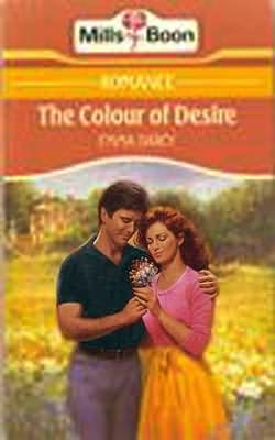 book cover of The Colour of Desire