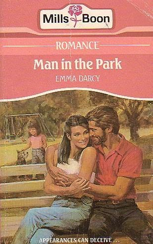 book cover of Man in the Park