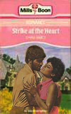 book cover of Strike at the Heart