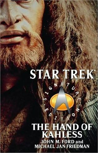 book cover of The Hand of Kahless