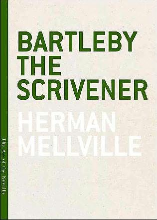 an analysis of the character bartleby in the novel a story of wall street by herman melville Bartleby the scrivener (1853), by herman melville, tells the story of a quiet, hardworking legal copyist who works in an office in the wall street area of new york city.