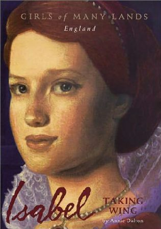 book cover of Isabel: Taking Wing