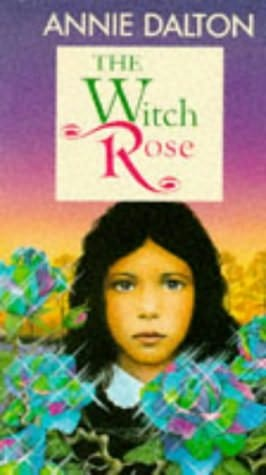 book cover of The Witch Rose