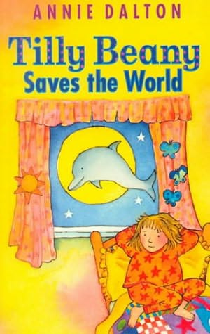 book cover of Tilly Beany Saves the World