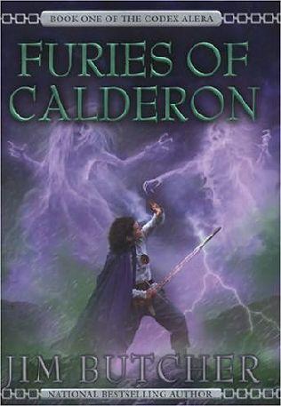 book cover of Furies of Calderon