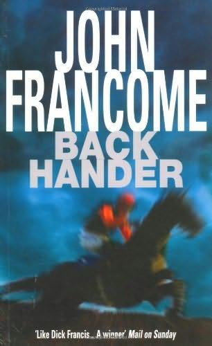 book cover of Back Hander