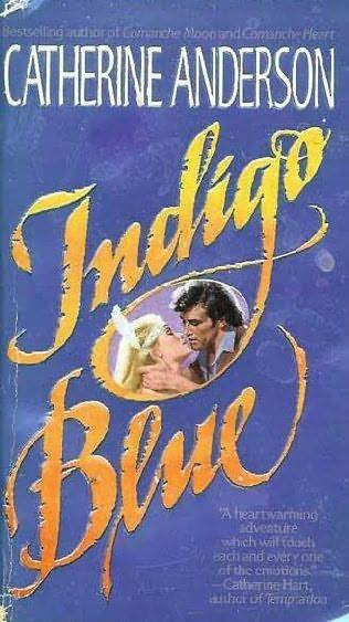 book cover of Indigo Blue