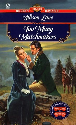 book cover of Too Many Matchmakers