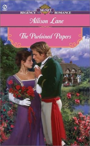 book cover of The Purloined Papers