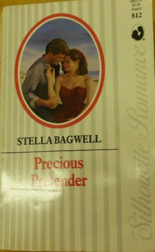 book cover of Precious Pretender