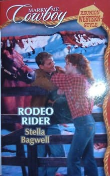book cover of Rodeo Rider