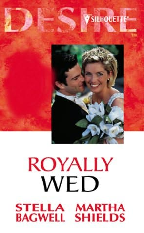 book cover of Royally Wed