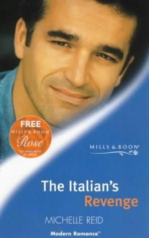 book cover of The Italian\'s Revenge