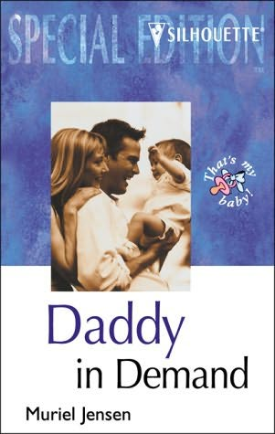 book cover of Daddy in Demand