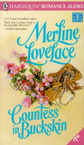 book cover of   Countess in Buckskin    (Historical)  by  Merline Lovelace