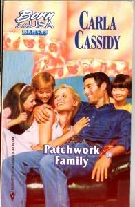 book cover of Patchwork Family