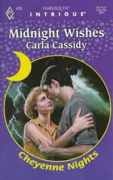 book cover of Midnight Wishes