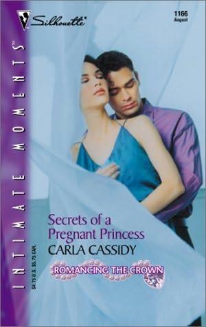 book cover of Secrets of a Pregnant Princess