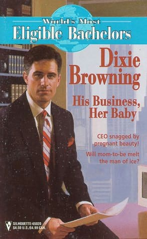 book cover of His Business, Her Baby