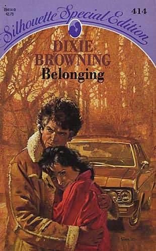 book cover of Belonging
