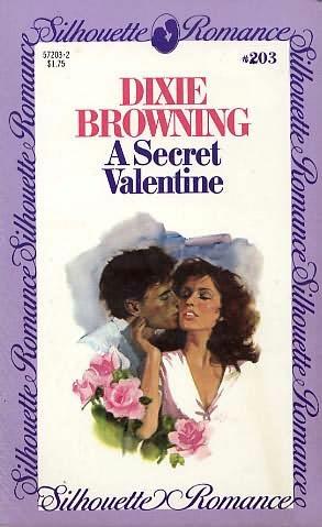 book cover of A Secret Valentine