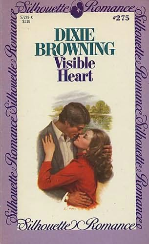 book cover of Visible Heart