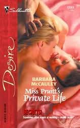book cover of Miss Pruitt\'s Private Life