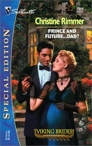 book cover of Prince and the Future... Dad?