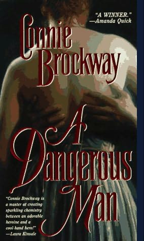 book cover of A Dangerous Man