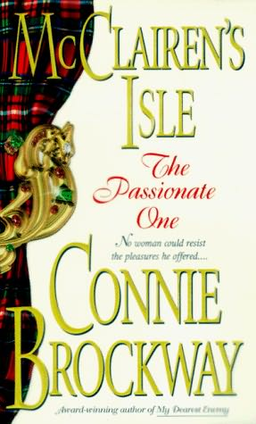 book cover of The Passionate One