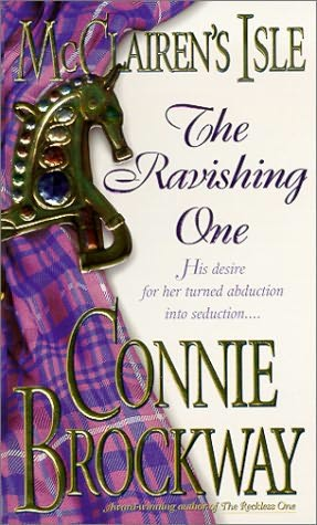 book cover of The Ravishing One
