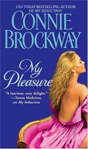 book cover of My Pleasure