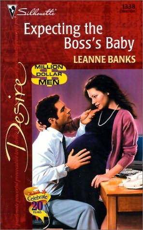 book cover of Expecting the Boss\'s Baby