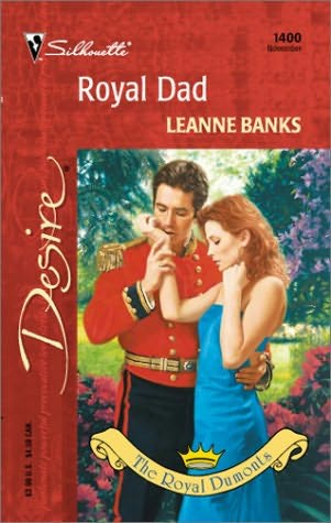 book cover of Royal Dad