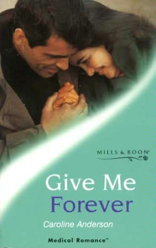 book cover of Give Me Forever