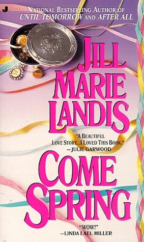 book cover of Come Spring