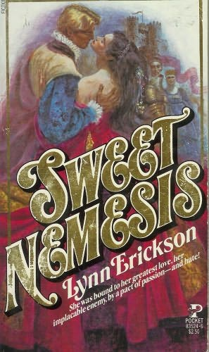 book cover of Sweet Nemesis