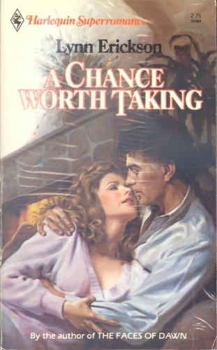 book cover of A Chance Worth Taking