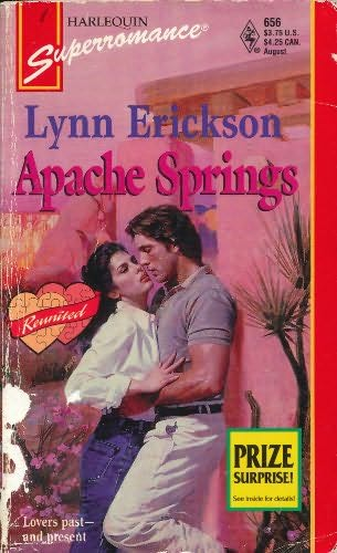 book cover of Apache Springs