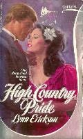 book cover of High Country Pride