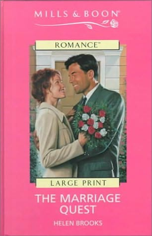 book cover of The Marriage Quest