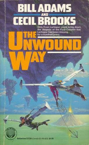 book cover of The Unwound Way