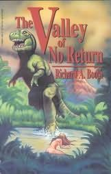 book cover of The Valley of No Return