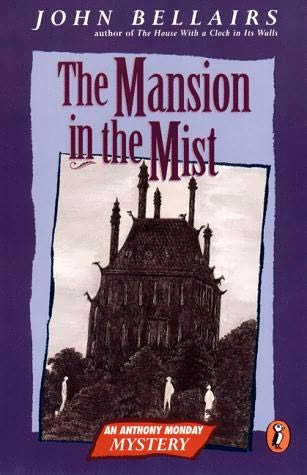 book cover of The Mansion in the Mist