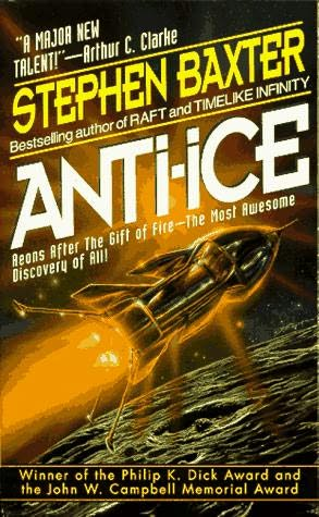 book cover of Anti-Ice