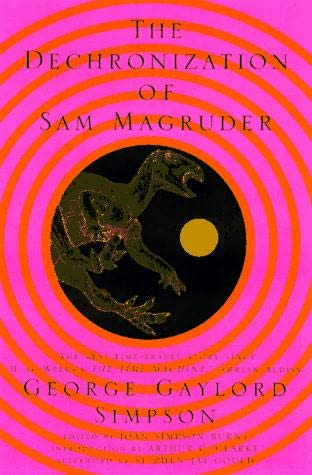 book cover of The Dechronization of Sam Magruder