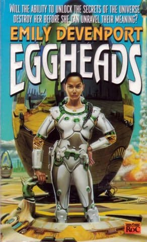 book cover of Eggheads