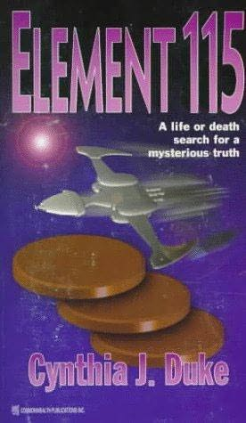 book cover of Element 115